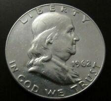 USA Silber Half Dollar 1962 Franklin Liberty silver  Art. 001 - 044