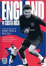 ENGLAND v Costa Rica (World Cup Send-off  Friendly @ Leeds United 07.06) 2018