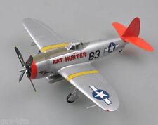 """Chasseur US NORTH AMERICAN P-47D """"RAT HUNTER""""- Die-cast EASY MODEL 1/48 n° 39309"""