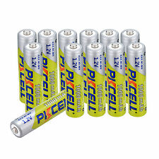 12PC X AAA Battery Ni-MH 1000mAh 1.2V 3A Rechargeable Batteries For Toys PKCELL