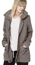 James Perse Yosemite Utility Lightweight Hooded Jacket Parka STAG (Medium Gray)