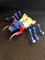Insectoids Transformers Gobot Robot Hasbro Takara Shinsei Spider Battery Vintage
