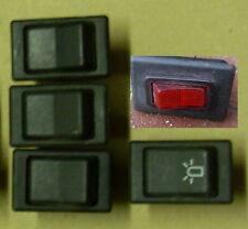 Trabant diverse Schalter schwarz neutral Original DDR Stück. 9,99