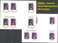 ERROR Missing Country Name Michel 3326 Guatemala President Alfonso Portillo