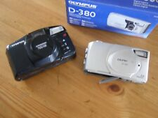 Olympus D380 camera boxed & superzoom 700xb spares or repairs STEAM PUNK use?