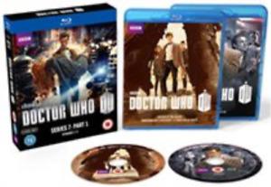 Matt Smith, Karen Gillan-Doctor Who-Series 7 Part 1 -Br   [Region 2] Blu-ray NEW