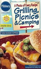 Pillsbury GRILLING PICNICS & CAMPING Classic Cookbook #207 Smore Ideas 1998