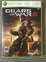 Gears Of War 2 Xbox 360 Game Epic Microsoft Game Studios