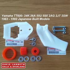 Yamaha TT600 TT 600 34K 36A 55U 59X 2AG 2JT 3SW Chain Roller Guide Guard Slider