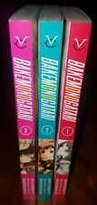 Bakemonogatari vol. 1-3 Manga Graphic Novel Brand New English Lot