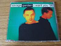 CD Single: Savage Garden : I Want You '98