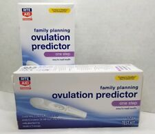 Family Planning, OVULATION PREDICTOR ONE STEP 7 Day Test Kit, 2 Boxes, Rite Aid