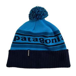 Patagonia Powder Town Beanie Mens/unisex Navy Blue