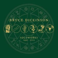 Soloworks 1990-2005 * by Bruce Dickinson (Iron Maiden) (Vinyl, Oct-2017, 6 Discs, Sanctuary (USA))