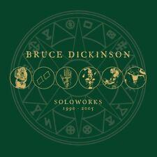 BRUCE DICKINSON - BRUCE DICKINSON-SOLOWORKS  9 VINYL LP NEW!