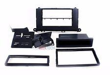 Double Din/Single w/Pocket Radio Dash Mounting Kit for 2011-2014 Toyota Sienna