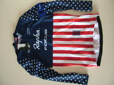 Rapha Focus US National Champion Edition Cross Jersey Size XL (real L)