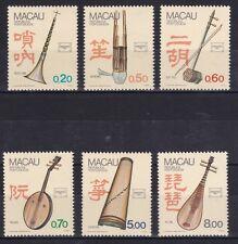 Asien Briefmarken Macau Nr 589-592 Im Viererblock In Einwandfreier Postfrischer Erhaltung !!⓱