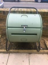 Mantis compact composter / compost tumbler for garden and food waste