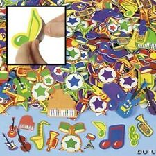 50 Musical Instruments Sticker Shapes Scrapbooking Kid