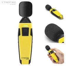TROTEC Geluidsmeter BS30WP | Decibelmeter | Geluidsniveaumeter | 35 tot 130 dB