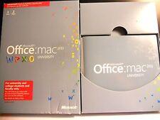 Microsoft Office University 2011 for Mac
