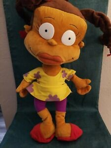"RARE SUSSIE CARMICHEAL Plush Doll Nickelodeon The Rugrats 24"" Nanco 2000"