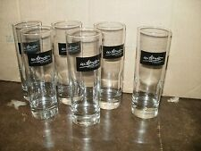 6 verres tubo william lawson