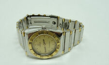 Omega Constellation Two-Tone Watch   18k and stainless Ladies or teen age girl