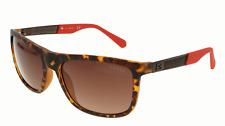 Guess Mens Designer Sunglasses + Case GU 6843 52F  Ex Display