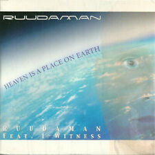 RUUDAMAN ft I-WITNESS - Heaven is a place on earth 2TR CDS 2002 EURODANCE