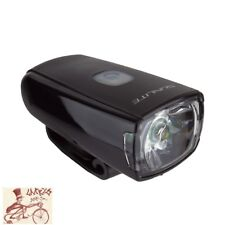 SUNLITE MICRO SPOT USB RECHARGEABLE FRONT BLACK BICYCLE LIGHT
