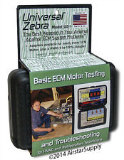Universal Zebra – ECM Troubleshooter, Heart of the Universal Zebra System # UZ-1