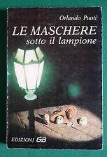 < L1 > LE MASCHERE SOTTO IL LAMPIONE ANNO 1991 1° EDIZIONE