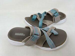 Las Mejores Ofertas En Sandalias Beige Skechers Para Mujeres Ebay