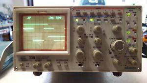Oscilloscopio Analogico/Digitale Sony Tektronix 336
