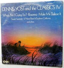 DENNIS YOST & the CLASSICS IV self titled SEALED LP