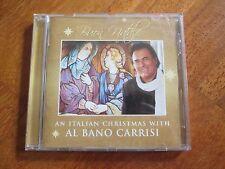 AL BANO CARRISI Buon Natale CD ITALIAN POP CHRISTMAS ALLEGATO NO LP