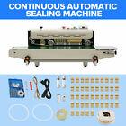 Automatic Horizontal Continuous Plastic Bag Band Sealing Sealer Machine CE