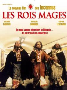 Les Rois Mages Affiche Roulée 40X60  (2001)