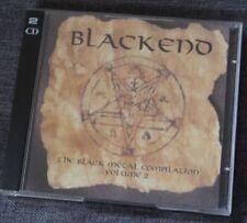 CD de musique black, death compilation