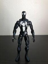 Marvel Legends: Red Hulk Series Target Exclusive: Black Suit Symbiote Spider-Man