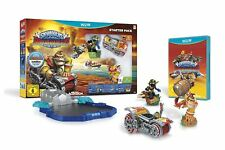 S64763 Activision Skylanders SuperChargers Starter Pack Wii U Confezione Starte