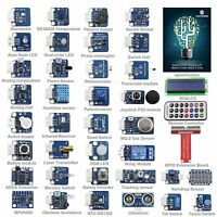 SunFounder 37 Modules Sensor Kit V2.0 for Raspberry Pi 2,3 and RPi Model B+