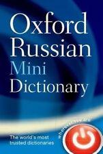 Miniature Paperback Dictionaries in Russian