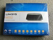 Brand New Linksys E2500-Np Dual-Band Wireless N600 Router