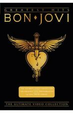 Bon Jovi: Greatest Hits - The Ultimate Video Collection (2010, DVD NEUF)