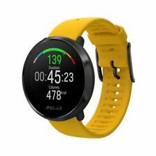 POLAR Ignite gelb/schwarz M/L Fitnessuhr GPS Pulsmessung