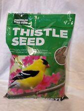 Premium Thistle Seed Wild Bird Feed, 10 Lbs.