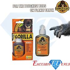Gorilla Glue 60ml For Wood Stone Metal Ceramic Glass Waterproof 100% Tough